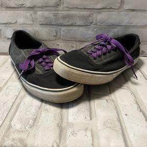 Tony Hawk Black Sneakers